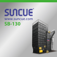 Suncue Paddy Rice Dryer SB-130 Husk Biomass Furnace