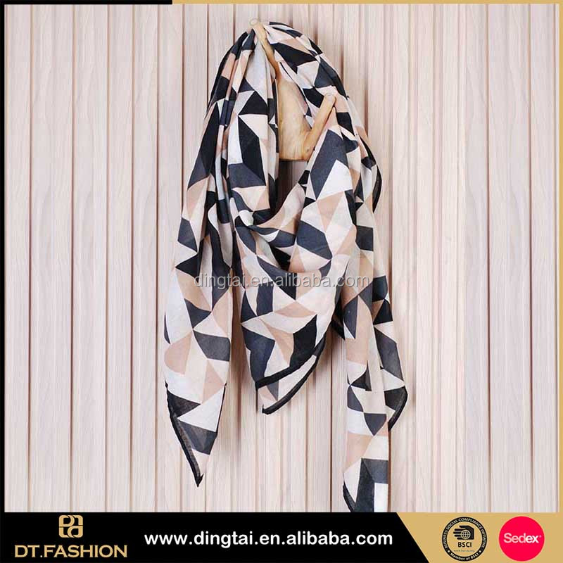 Factory directly provide colorful jersey infinity scarf