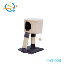 High-end Pet Products Wholesale Cat Scratching Post Cat Tree Furniture Factory Direct Sale