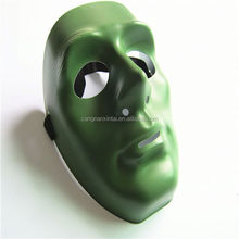 scary plastic halloween full head party mask