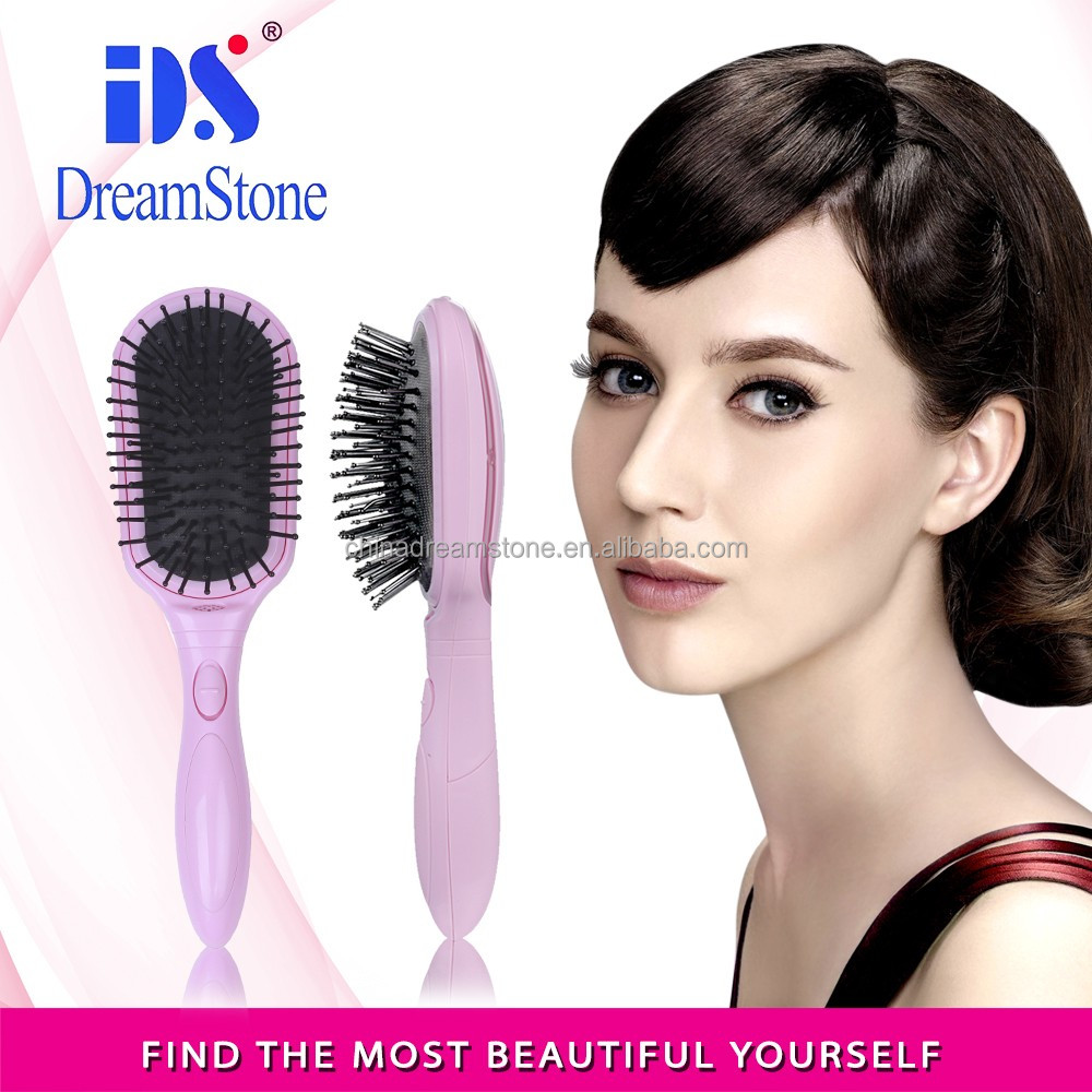 Best ionic battery operated hair brush <strong>manufacturing</strong> from china