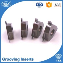 Model TGF32R075 CNC Carbide Insert for Aluminium