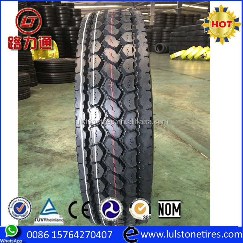 Hot Sale E4 Approved Good Year Truck Tyres Price 295 / 75R22.5 Tires For Sale