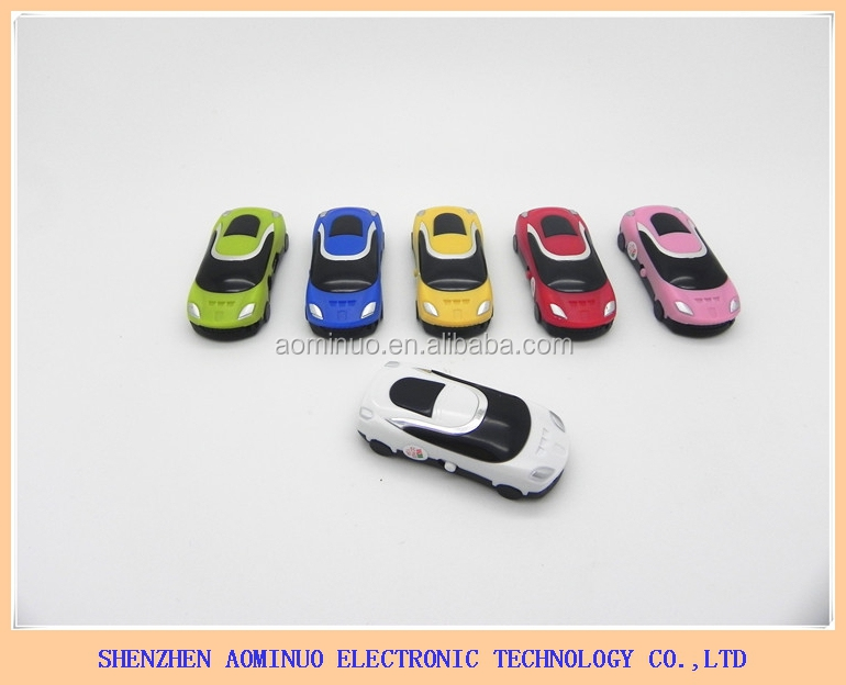 Promotion cheap car model MP3 player support micro sd mini mp3 players gift