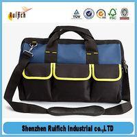Top quality heavy duty work tool bag,tools packaging,tool tote