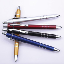 Popular Anodized Aluminum Pen with Logo Printing