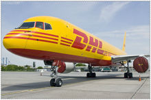 alibaba/taobao dhl courier tracking service from china to Congo