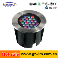 IP65 Waterproof 31W 40W RGB Surface mount led floor undeground light