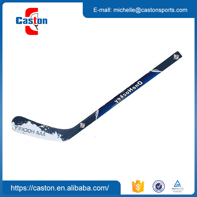 New brand 2017 100 carbon ice hockey sticks customized for wholesales