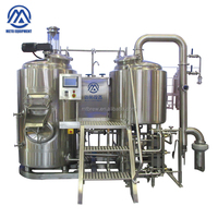 New mini beer brewing machine 500l brewery equipment/brewhouse system