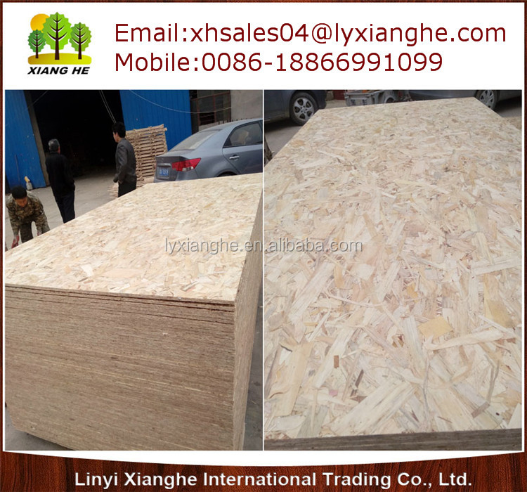 OSB for construction with high quality/osb for building/OSB board