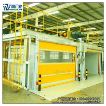 China products roller shutter door high speed garage door
