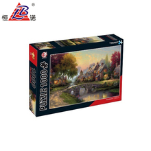 Unique Puzzle For Adult Board Game Jigsaw Puzzles 1000 Pieces With 10P