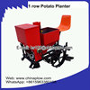 Farm equipment tractor one row potato planter with high quality