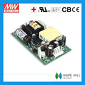 MEANWELL NFM-20-12 12V 20W 1.8A Output Switching Power Supply
