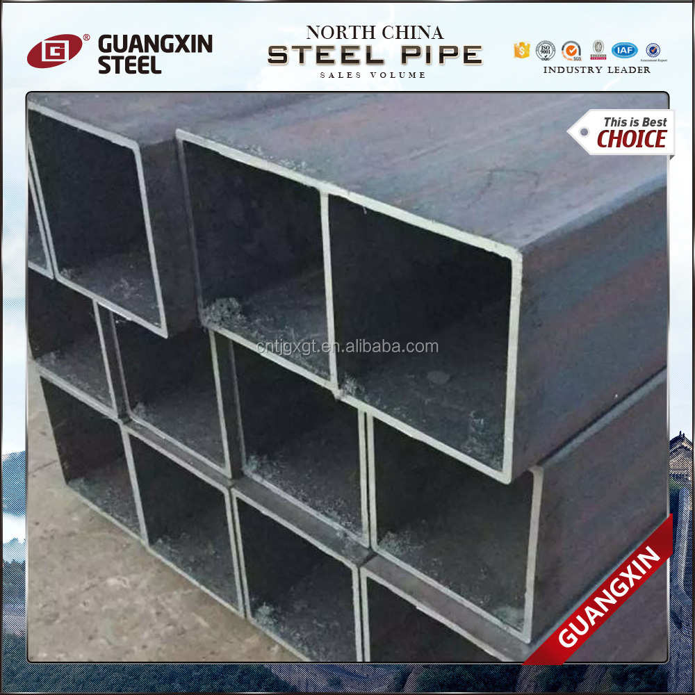 carbon steel ms pipe square steel tubing iron tube hs code