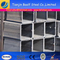 50x50 100x100 80x80 Hollow Section Steel