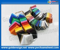 Fluorescent acrylic sheet 100% virgin material supplier in goldensign