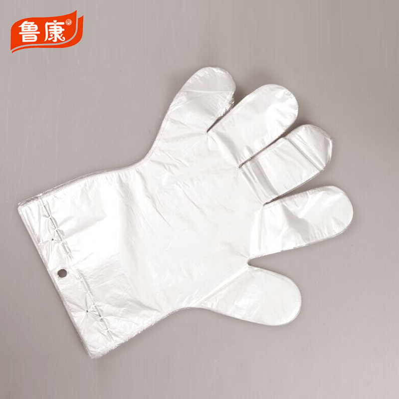 cheap disposable PE glove cleaning plastic glove