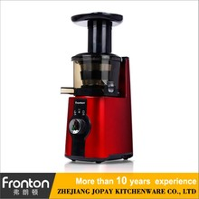 150W 95% Extracting Rate CE/RoHS industrial Juicer Carrot