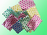 Aluminium foil Wrapping papers sheet and coin