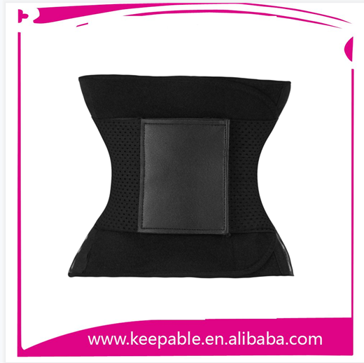 New design rubber waist cincher girdle of China