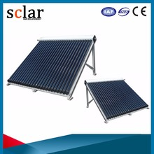 Professional Design Collective Installation Residential Water Heaters For Balcony Solar Collector