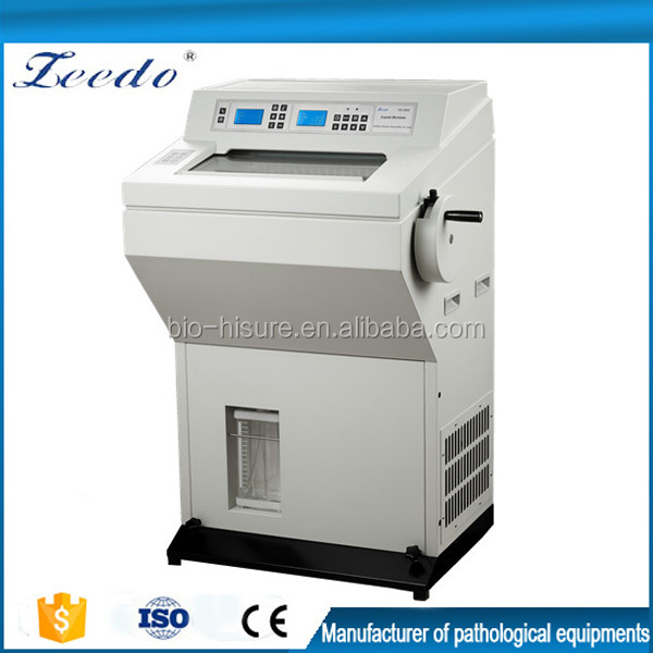 China Laboratory Microtomes Instrument Medical Cryostat Prices HS3060T