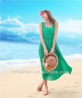2014 Fashion girl korea wholesale summer dresses for women