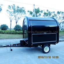 china mobile electric motorcycle food cart