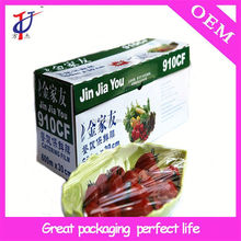 Pallet pe wrap cling jumbo stretch film for food