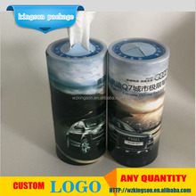high quality cheap price car used round cup holder napkin tissue boxes