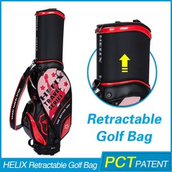 Hot sale golf bag cheap with custom logo