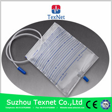 OEM Luxury high quality disposable urine bag,adult urine collection bag