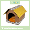 China high quality new arrival latest design pet product rattan pet house