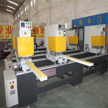 Doors and windows machine /PVC window equipment--Seamless welding machine for color plastic profile/ pvc window and door