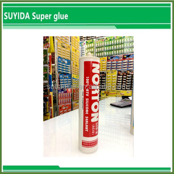 silicone adhesives/glass glue for window/neutral cure silicone sealant