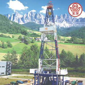 good Latest Product Petroleum Machinery Oil Rig/well drilling equipment