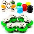 Best Selling Pressure Stress Release Office Bicycle Chain fidget spinner toy