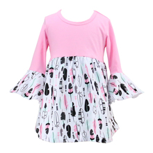 wholesale 2018 boutique new arrivals arab baby girls photos new fashion girls baby dresses 2-12 hot sale net dresses
