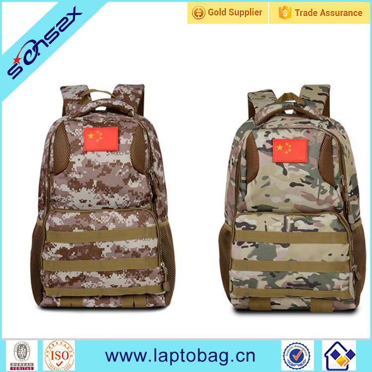 Manufacturers China Custom Waterproof Military Tactical Backpack