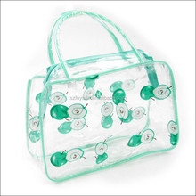 New style colorful clear pvc cosmetic bag