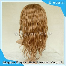 quick delivery blond color indian virgin hair full swiss lace wig