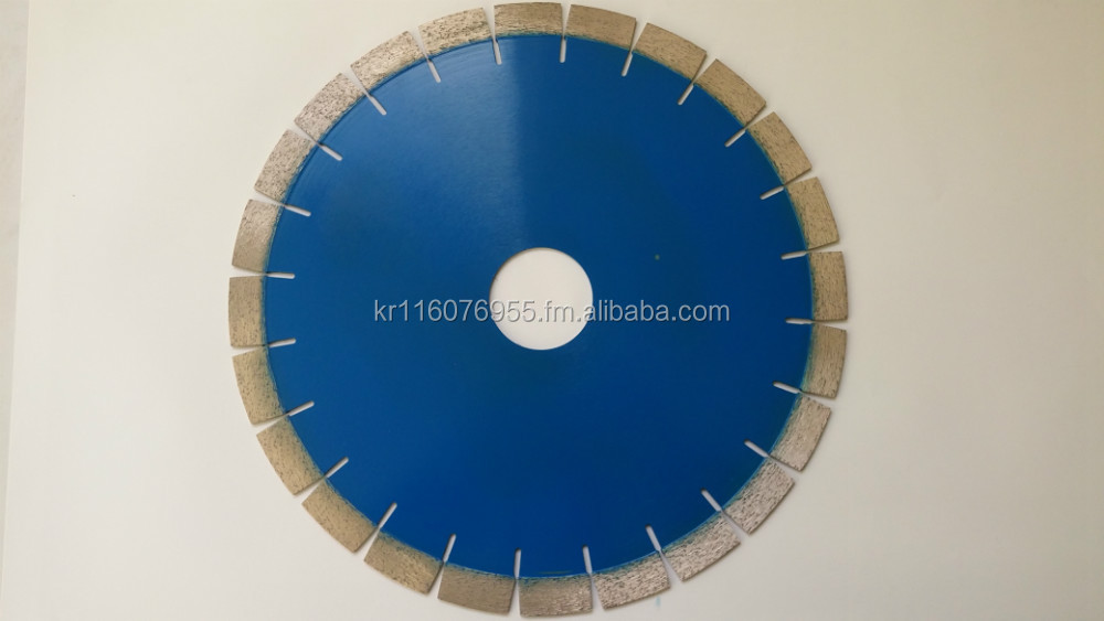 DIAMOND CIRCULAR SAW BLADE FOR GRANITE/MARBLE/SANDSTONE.