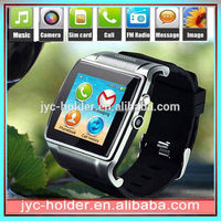 child gps watch , smart phone watch with speaker ,H0T075 smart watch with heart rate monitor