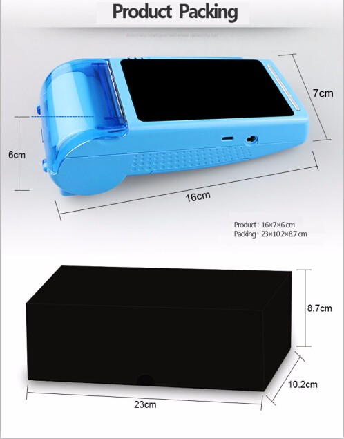 Combine The Smartphone With Pos System For Logistic And ...