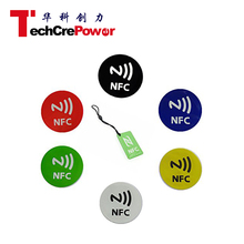 High quality smart nfc tag/nfc tag sticker/nfc tag free samples