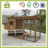 SDC0403 customzied fir wood poultry coop with outdoor run
