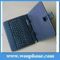 8inch keyboard Leathe Case for Android tablet PC
