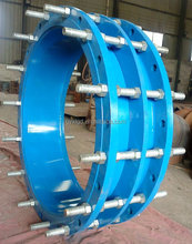 China manufacturer ductile iron pipe fitting dismantling joint